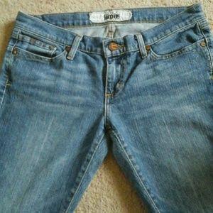 indie Wide Leg Jeans